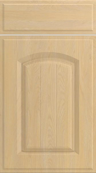 Wadhurst Montana Oak Kitchen Doors