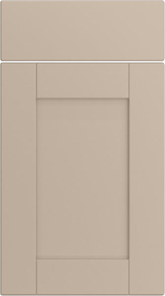 Washington Matt Cashmere Kitchen Doors