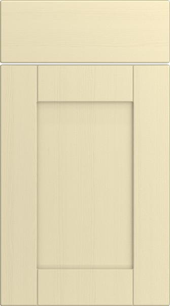 Washington Cream Ash Kitchen Doors