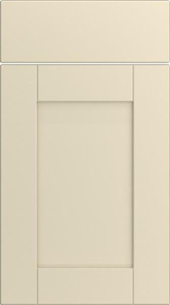 Washington Ivory Kitchen Doors