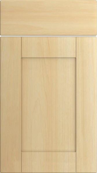 Washington Ontario Maple Kitchen Doors Made To Measure From