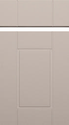 Fairlight TrueMatt Taupe Grey