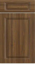 Trends Medium Walnut Kitchen Doors