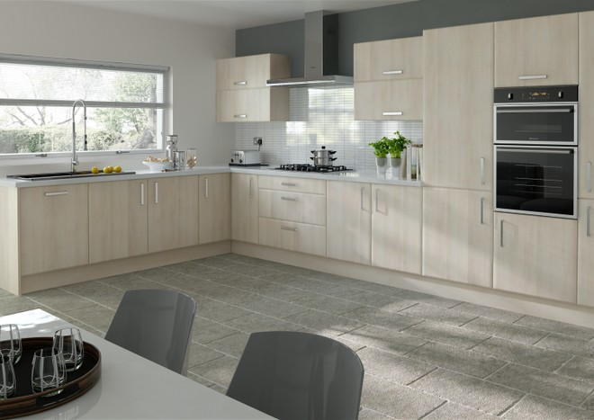 Brighton Acacia Kitchen Doors