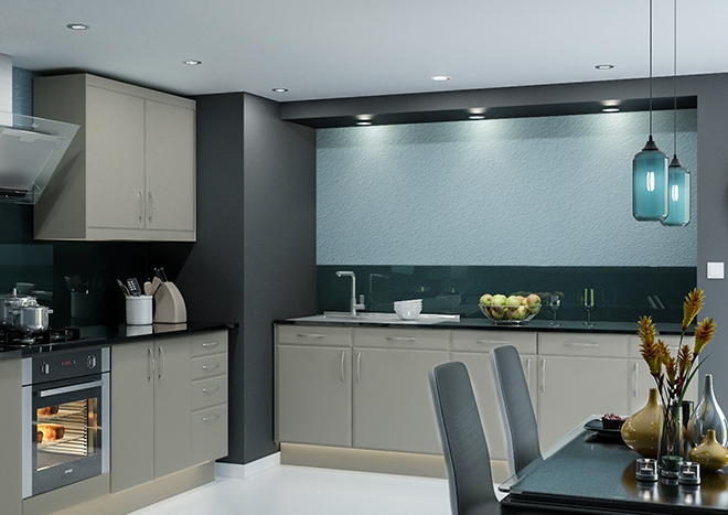 Brighton TrueMatt Dakar Kitchen Doors