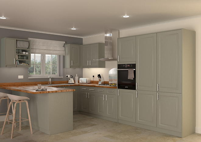 Buxted Legno Dakar Kitchen Doors