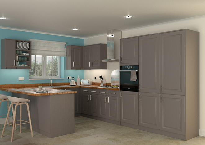 Buxted Legno Nordic Kitchen Doors