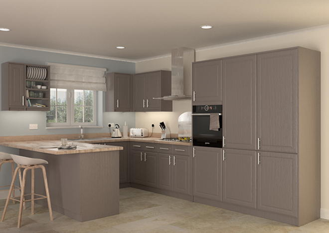 Chichester Legno Nordic Kitchen Doors