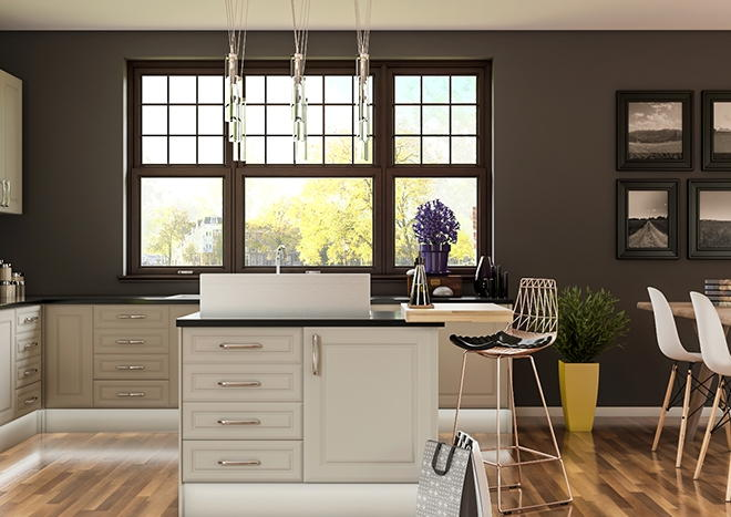 Chichester TrueMatt Dakar Kitchen Doors
