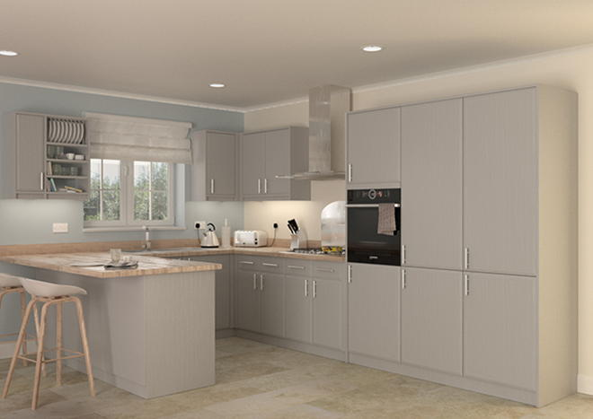 Durrington Legno Quartz Kitchen Doors