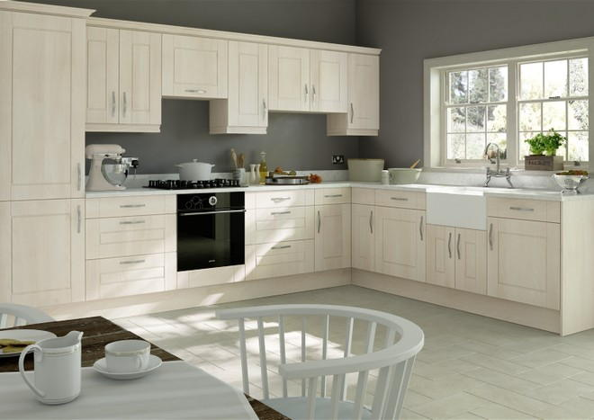 Fairlight Acacia Kitchen Doors