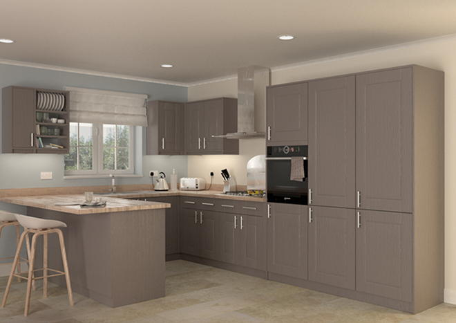 Fairlight Legno Nordic Kitchen Doors