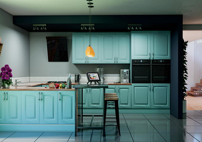 Fontwell Fjord Kitchen Doors