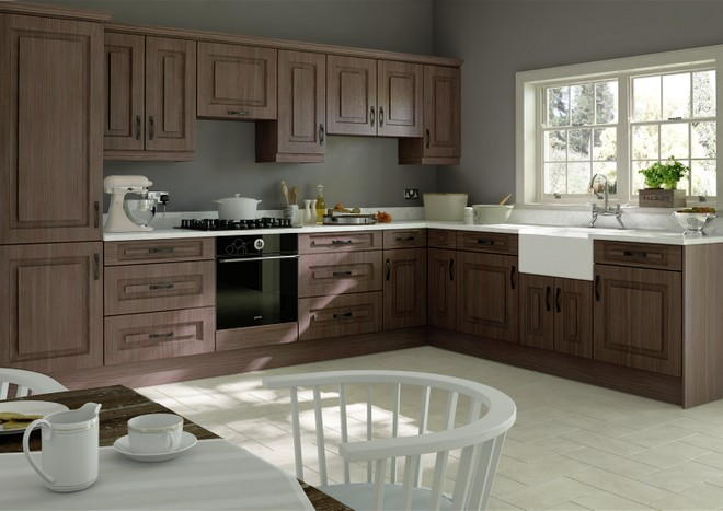 Goodwood Avola Grey Kitchen Doors