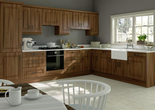 Goodwood Medium Tiepolo Kitchen Doors