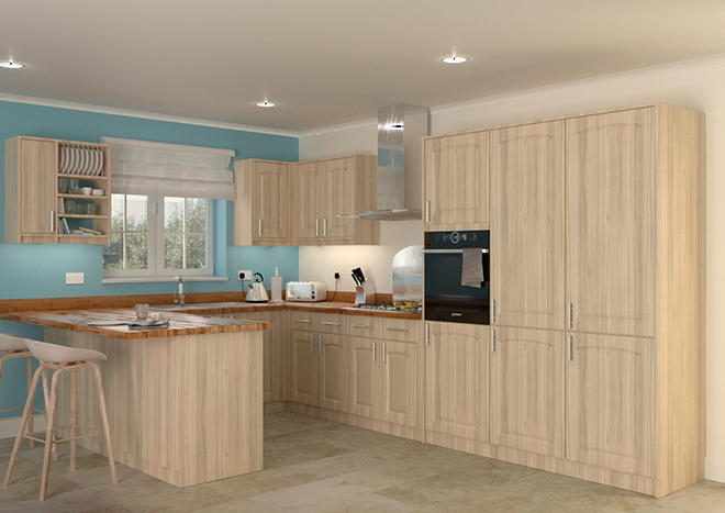 Hartfield Acacia Kitchen Doors