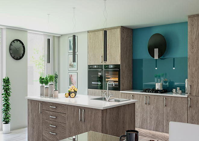 Lewes Terra Kitchen Doors