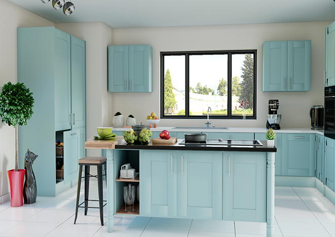 Mayfield Fjord Kitchen Doors