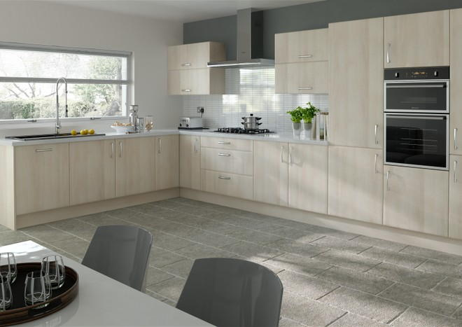 Newick Acacia Kitchen Doors