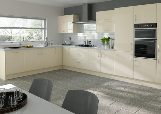 Newick Ivory Kitchen Doors