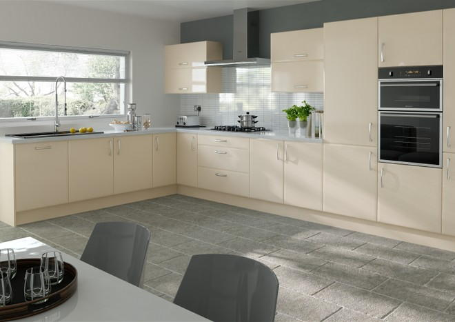 Newick Magnolia Kitchen Doors