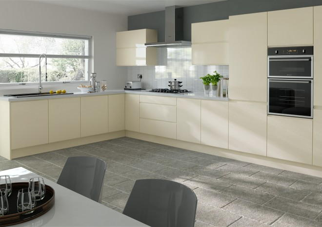 Ringmer Legno Ivory Kitchen Doors