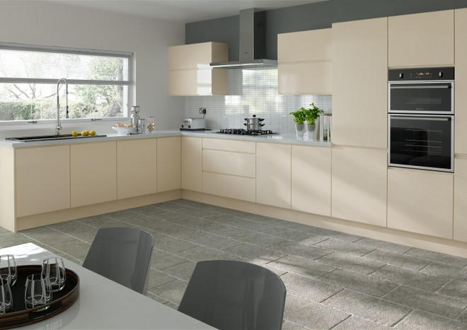 Ringmer Magnolia Kitchen Doors