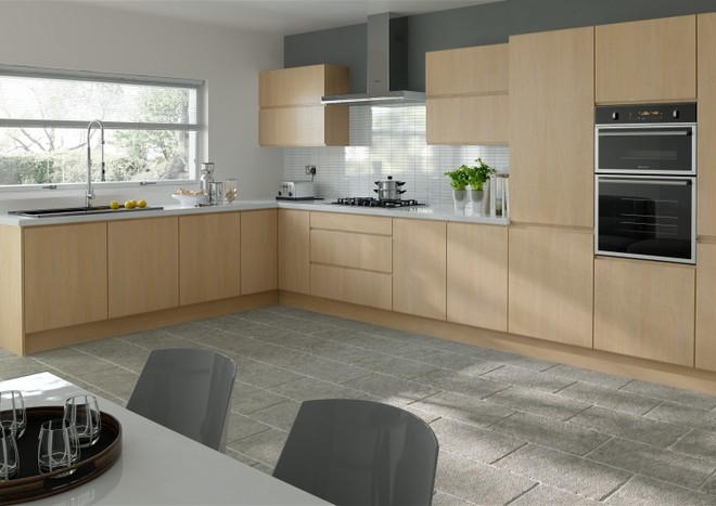 Ringmer Montana Oak Kitchen Doors