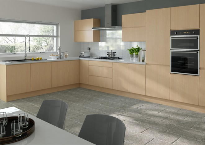Ringmer Ontario Maple Kitchen Doors