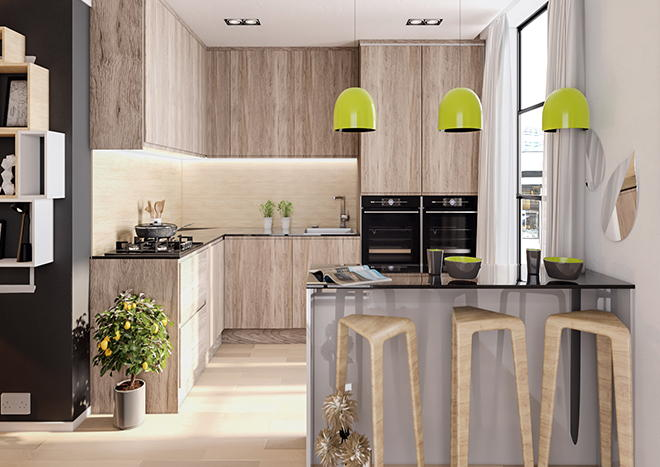 Ringmer Terra Kitchen Doors