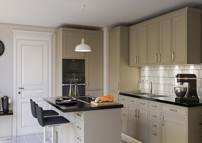 Singleton Dakar Kitchen Doors