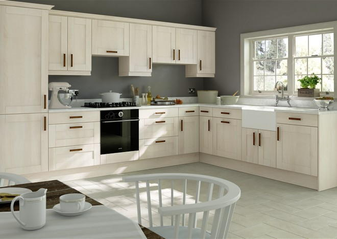 Washington Acacia Kitchen Doors