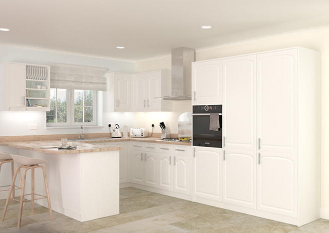 Westfield Legno Linen Kitchen Doors