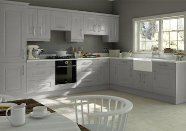 Singleton Light Grey Kitchen Doors From 163 4 71 Made To Measure