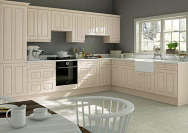 Amberley Legno Mussel Kitchen Doors