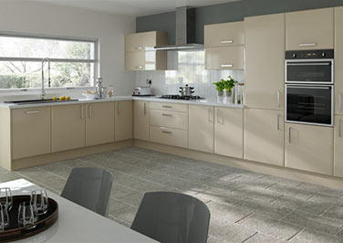 Brighton Legno Dakar Kitchen Doors