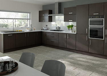 Brighton Melinga Oak Kitchen Doors