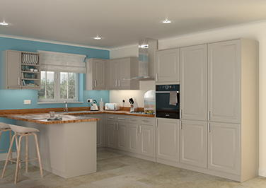 Buxted Legno Cashmere Kitchen Doors
