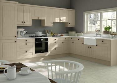 Fontwell High Gloss Dakar Kitchen Doors