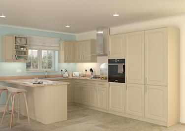 Hartfield Cream Kitchen Doors