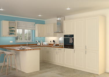 Hartfield Magnolia Kitchen Doors