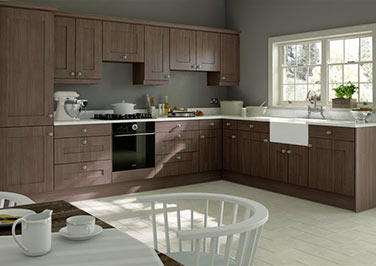 Kingston Avola Grey Kitchen Doors