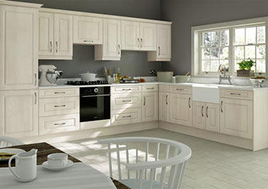 Midhurst Acacia Kitchen Doors
