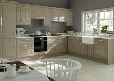 Midhurst Olive Kitchen Doors