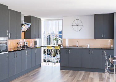 Newick Legno Jet Kitchen Doors