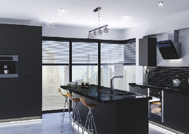 Petworth Graphite Kitchen Doors