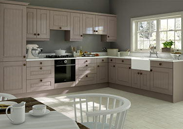 Storrington Stone Grey Kitchen Doors