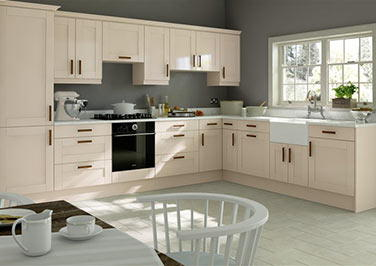 Washington Legno Mussel Kitchen Doors