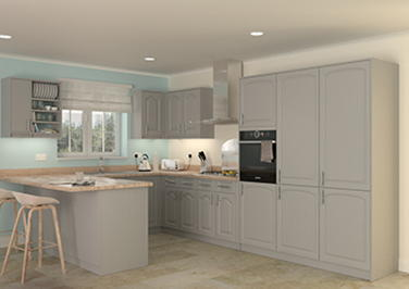 Westfield Legno Quartz Kitchen Doors
