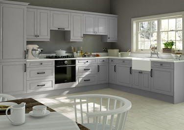 Westfield Light Grey Kitchen Doors